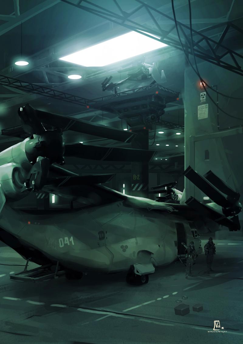 COTT: Hangar