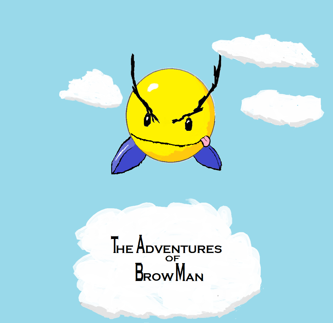 The Adventures of Brow Man