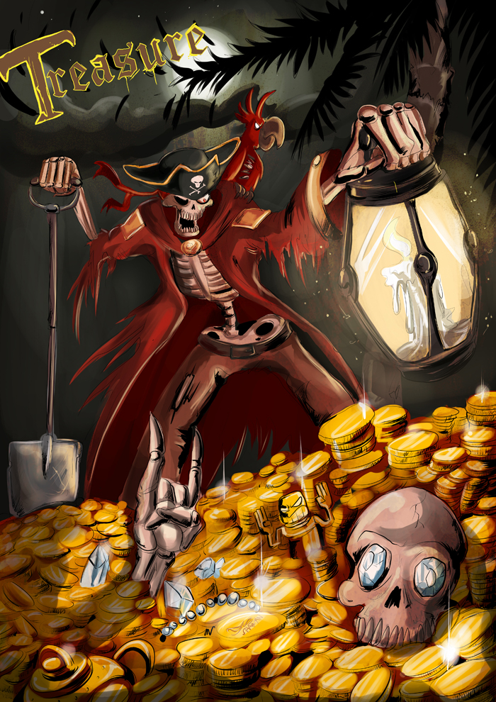 Of Treasure