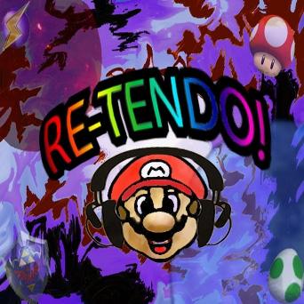Retendo CD Cover