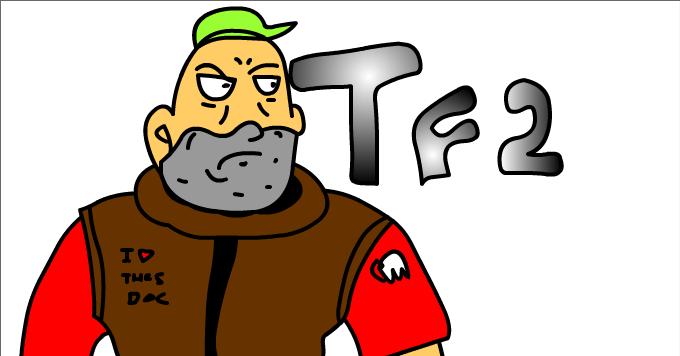 Heavy from TF2
