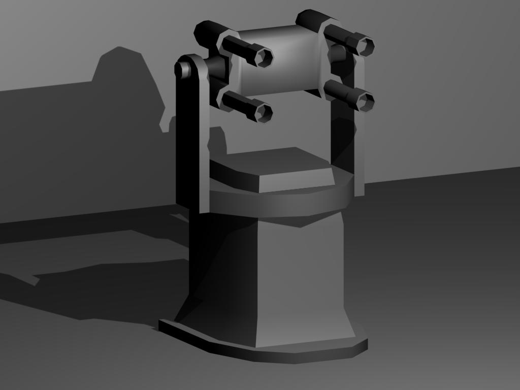 Quad Cannon WIP