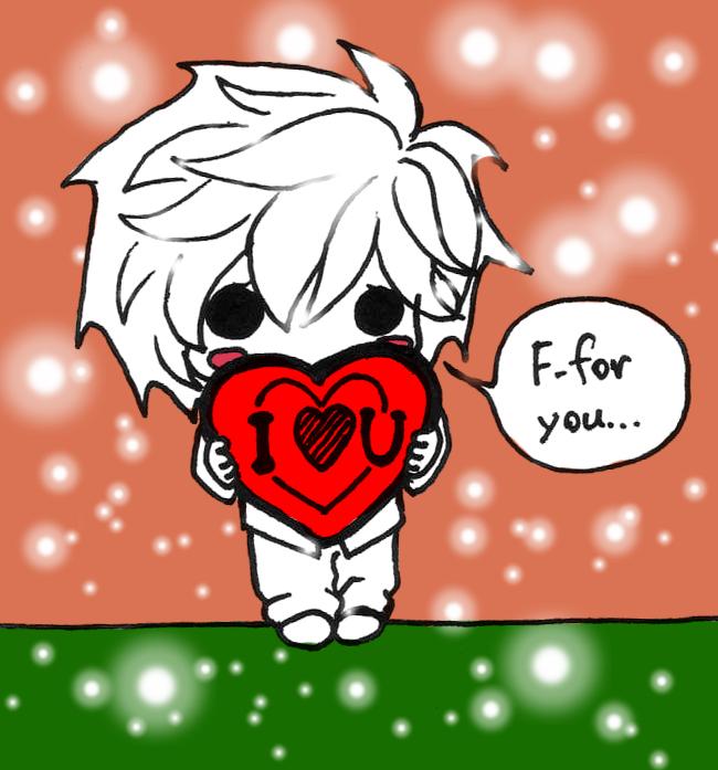 Near 'I Love You'