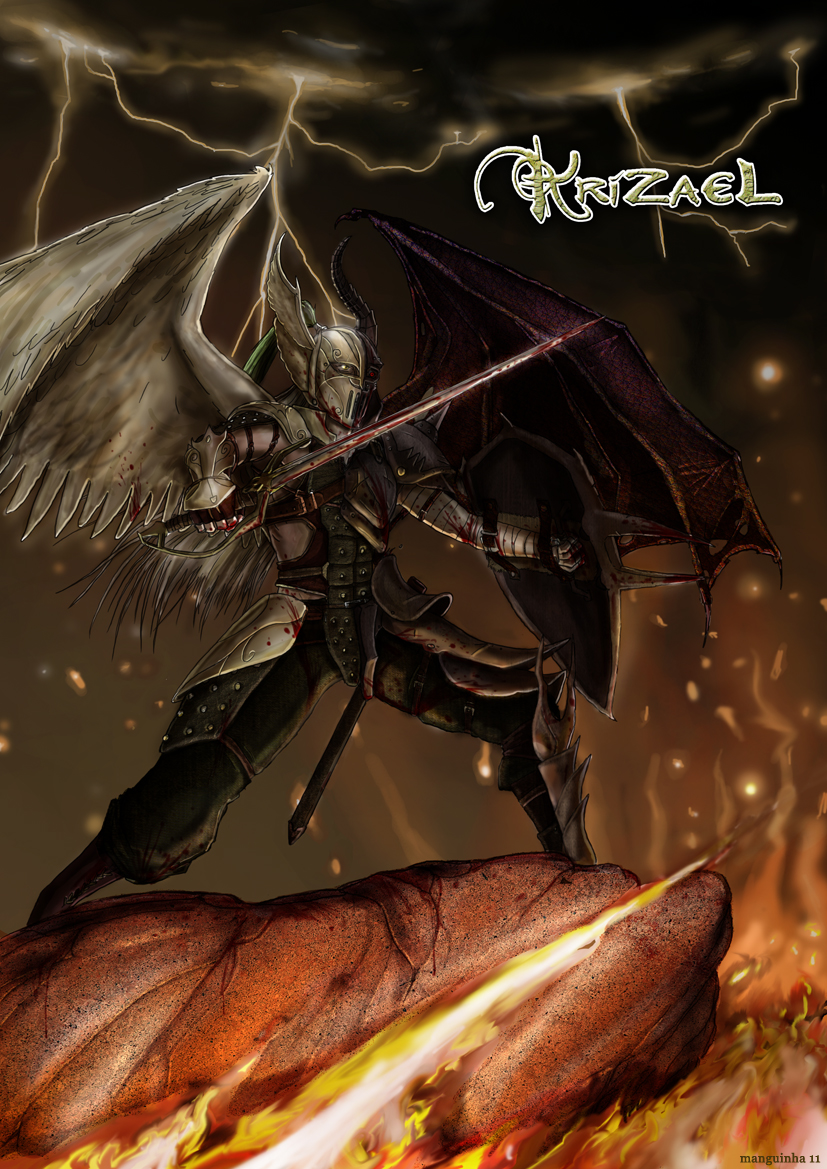 Krizael the Devil/Angel