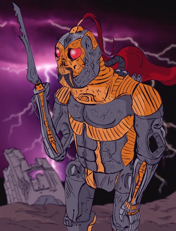 Robo-Knight