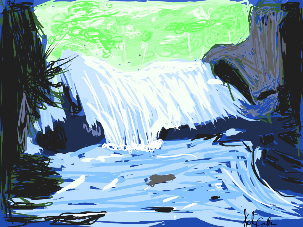 waterfaller
