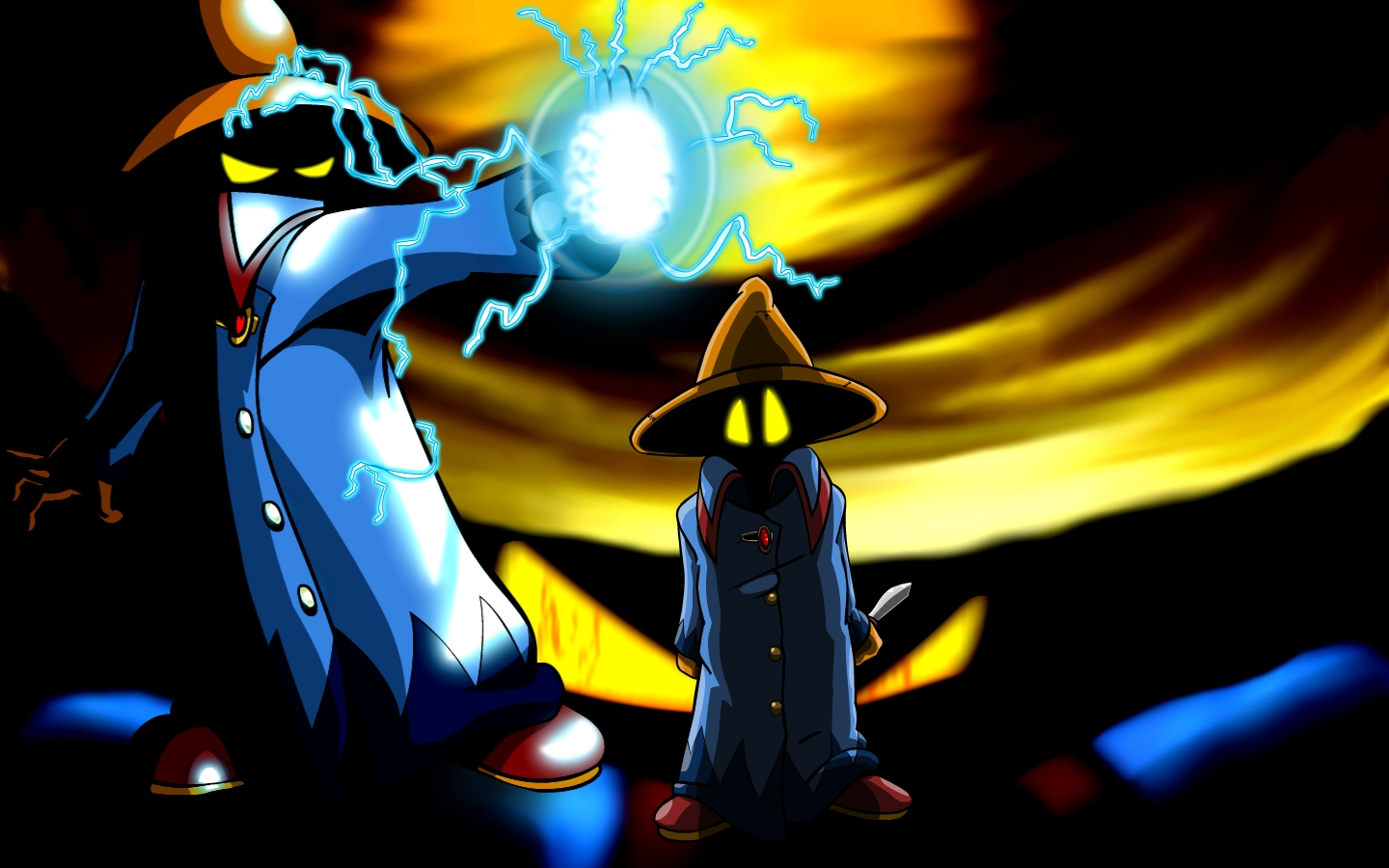 Mind of the Black Mage