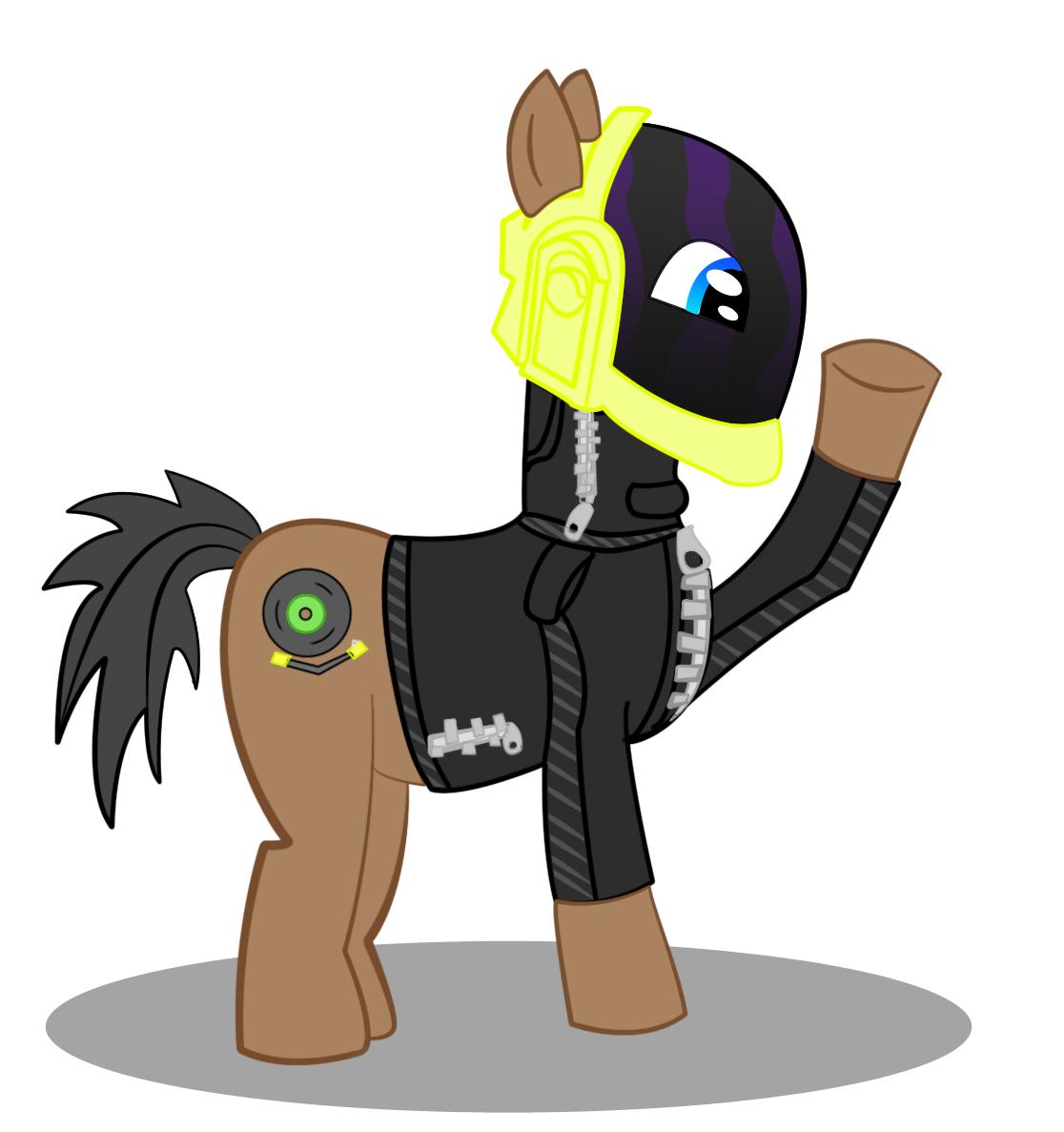 Daft Pony