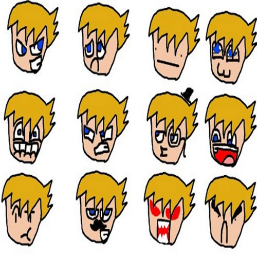 Many faces of Dziubes