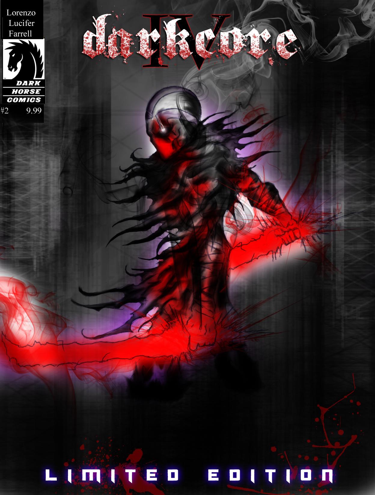 DarkCore IV comic