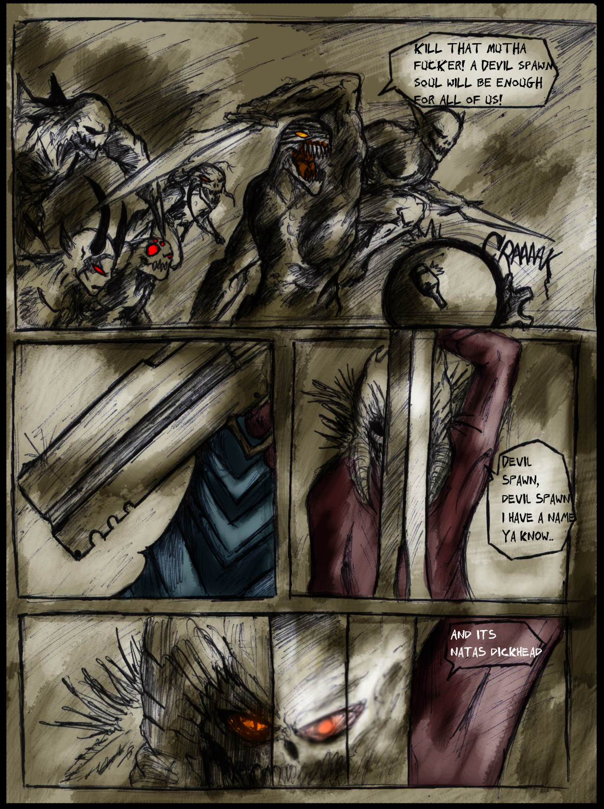 Lethally Evil Page9