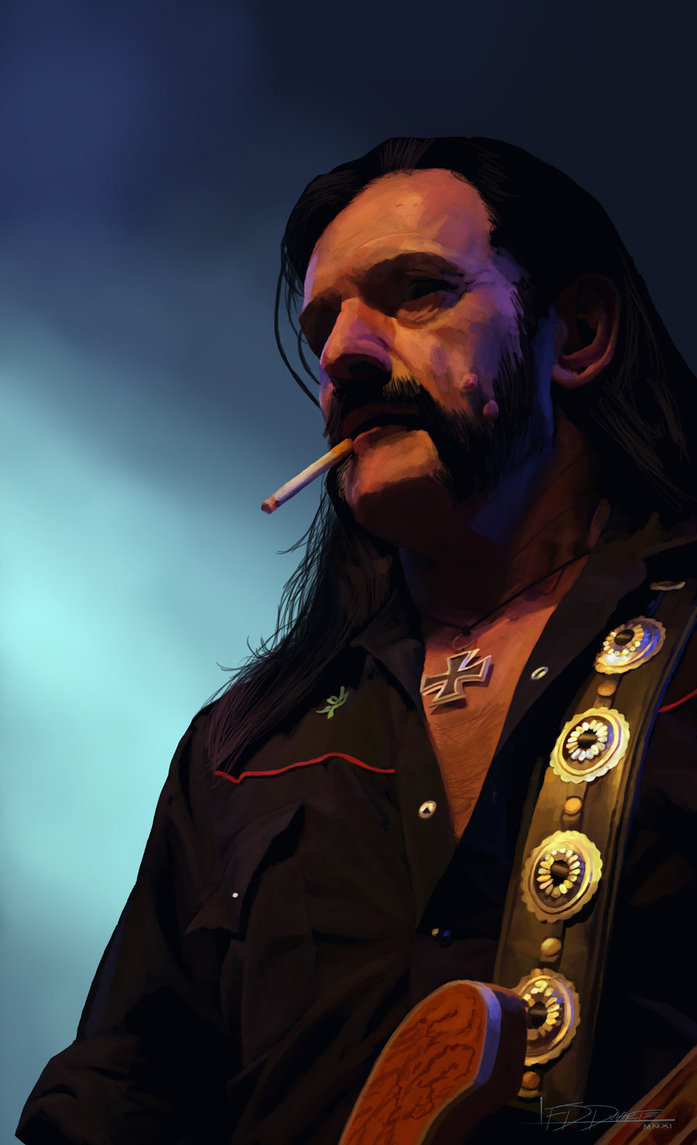 Lemmy is God.