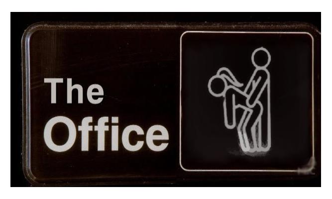 the office - profain edition