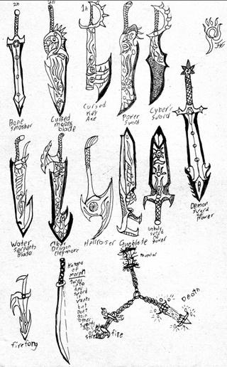 Swords III (2008)