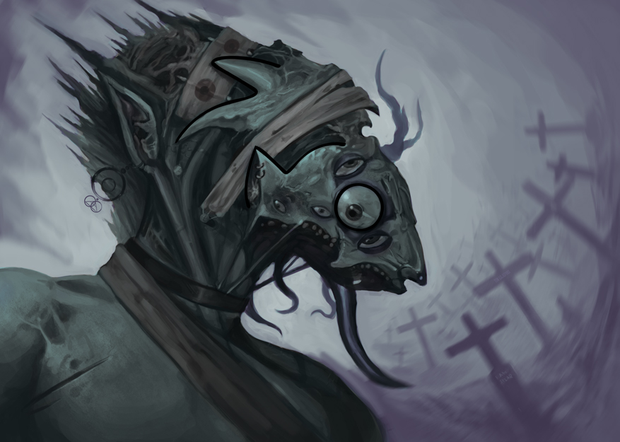 The Grave Watcher