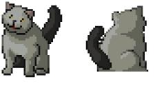 Pixel Lolcat 2