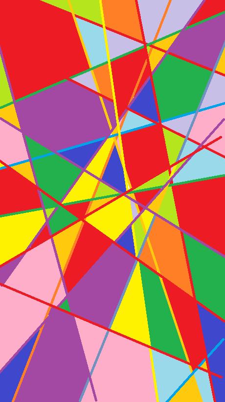 Polygon Stainglass