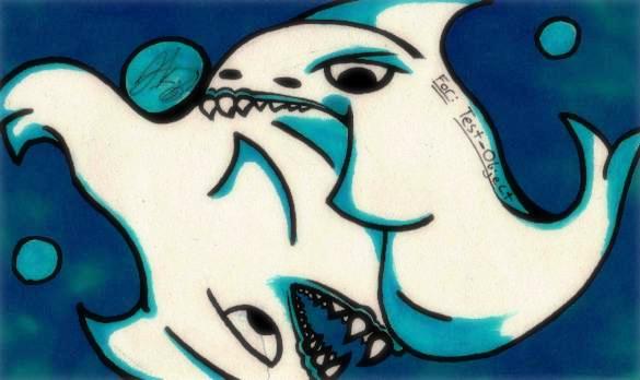 Sharke Battle