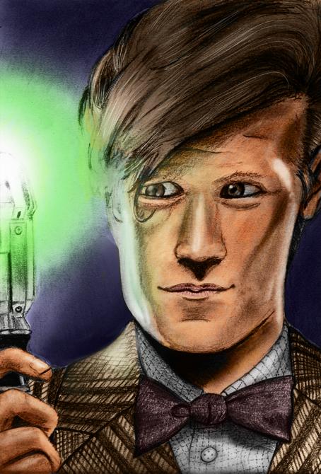 The Doctor, Matt Smith