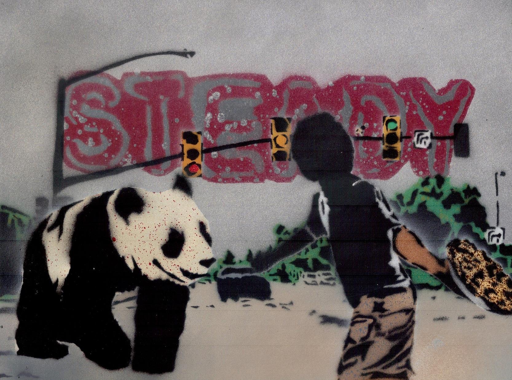 Bruce Springsteen's Panda