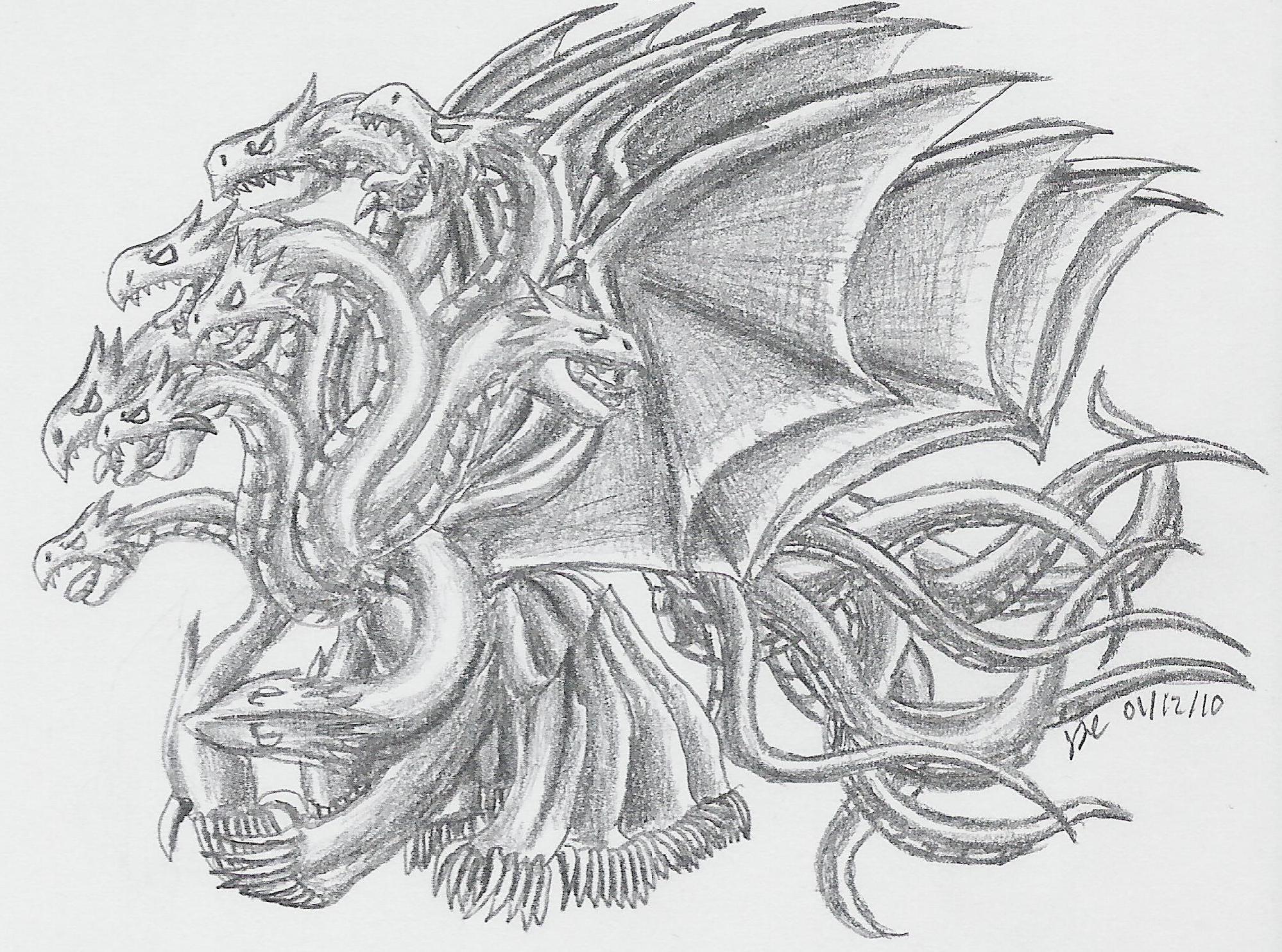 Nonary Dragon