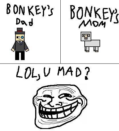 Bonkey's Parents
