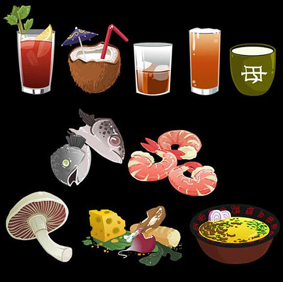Icons- Food 2