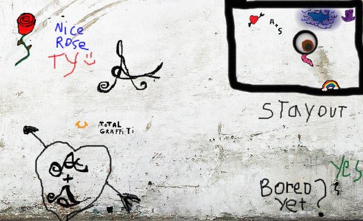 Random Graffiti