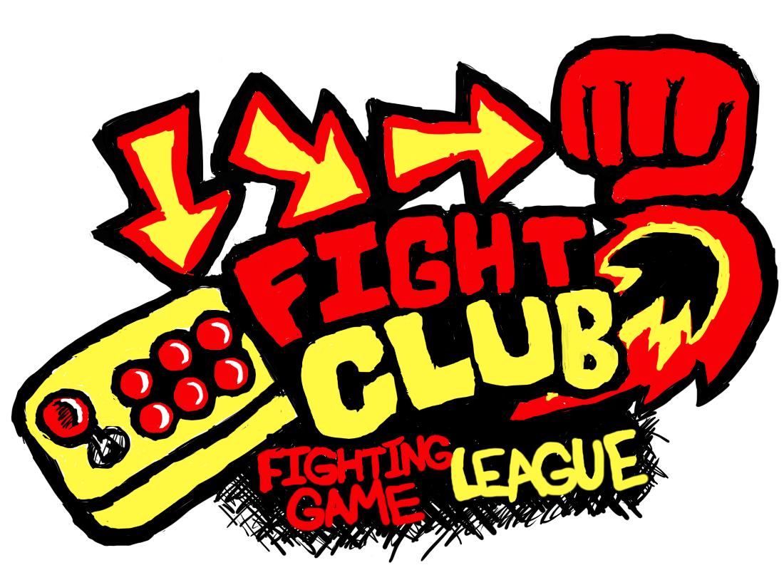 Fight Club League Logo