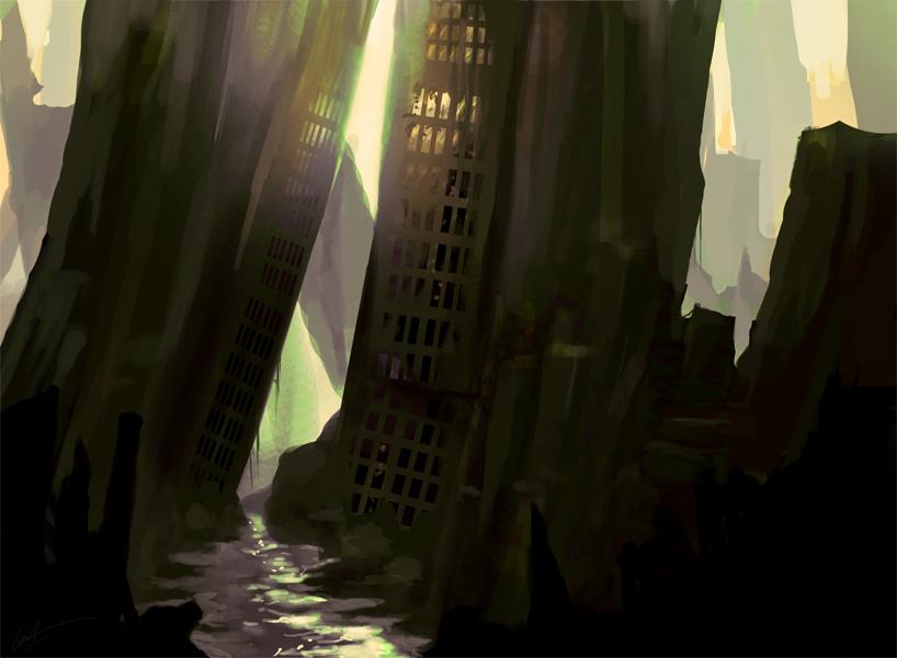 Agonized City