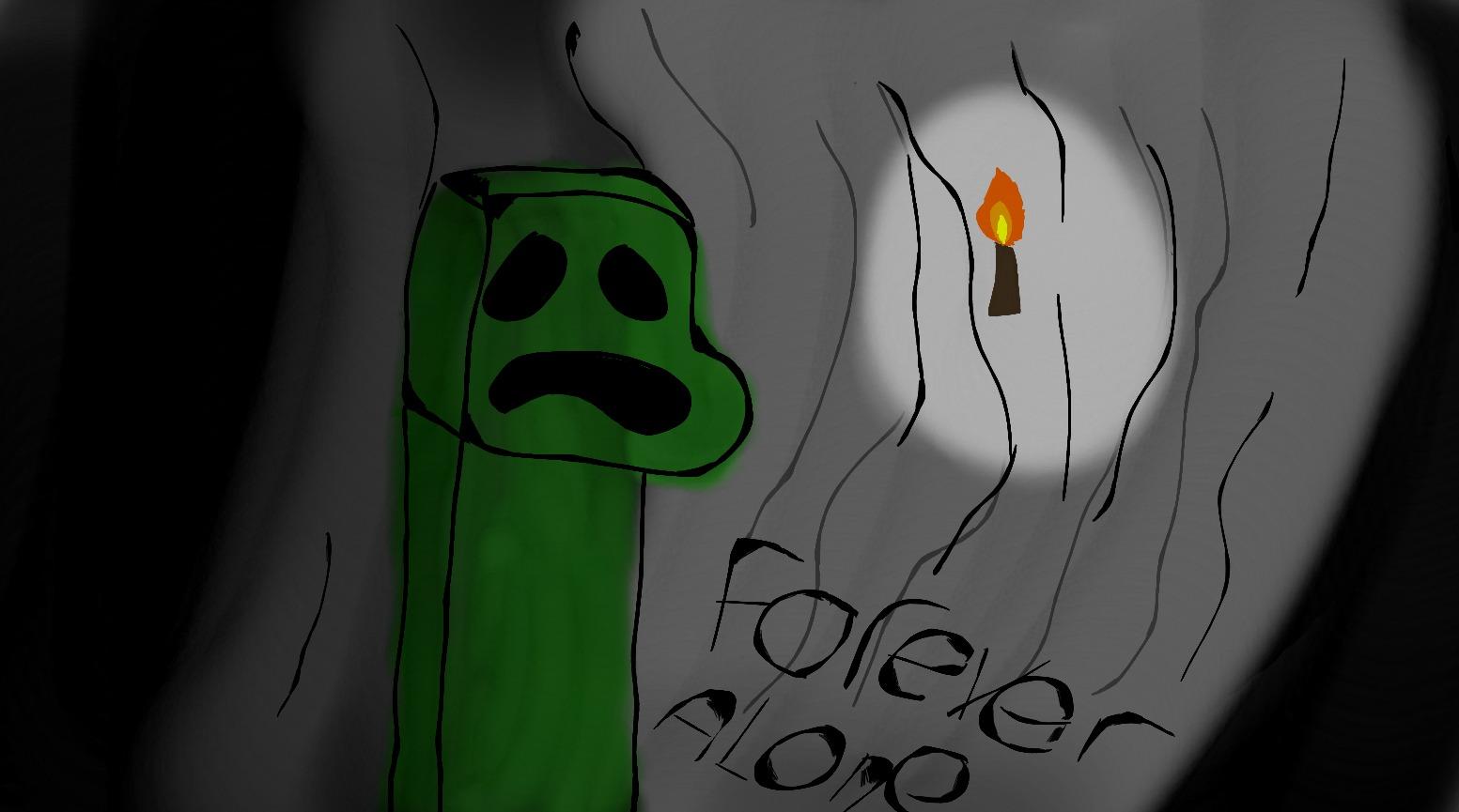 Creeper Alone