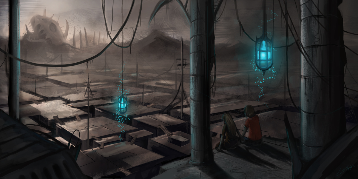Dragon Slums