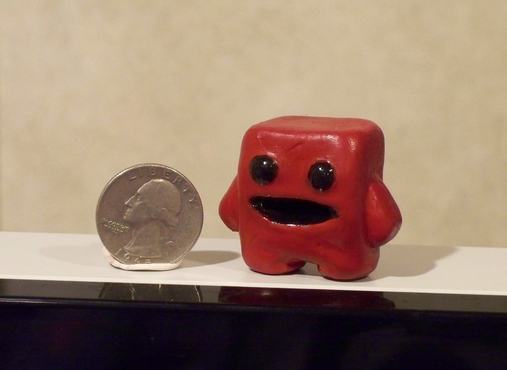 Super Real Meat Boy
