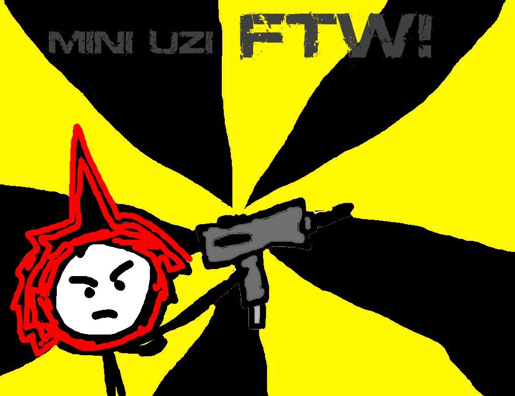 Mini Uzi FTW