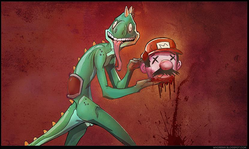 Bad Yoshi