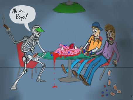 Skelly Poker