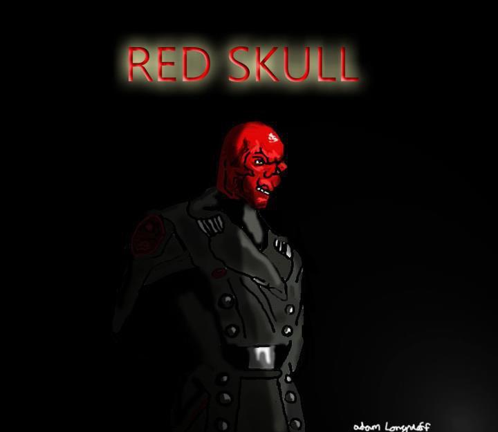 My Red Skull