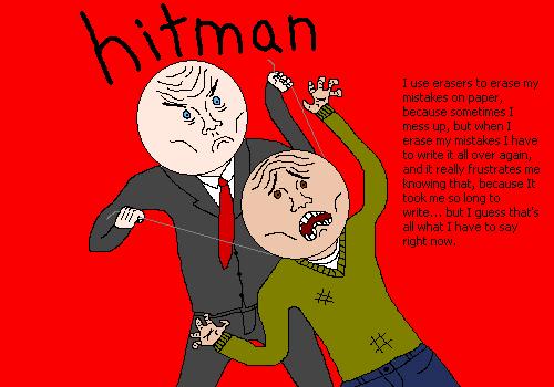 Agent 47 strangle