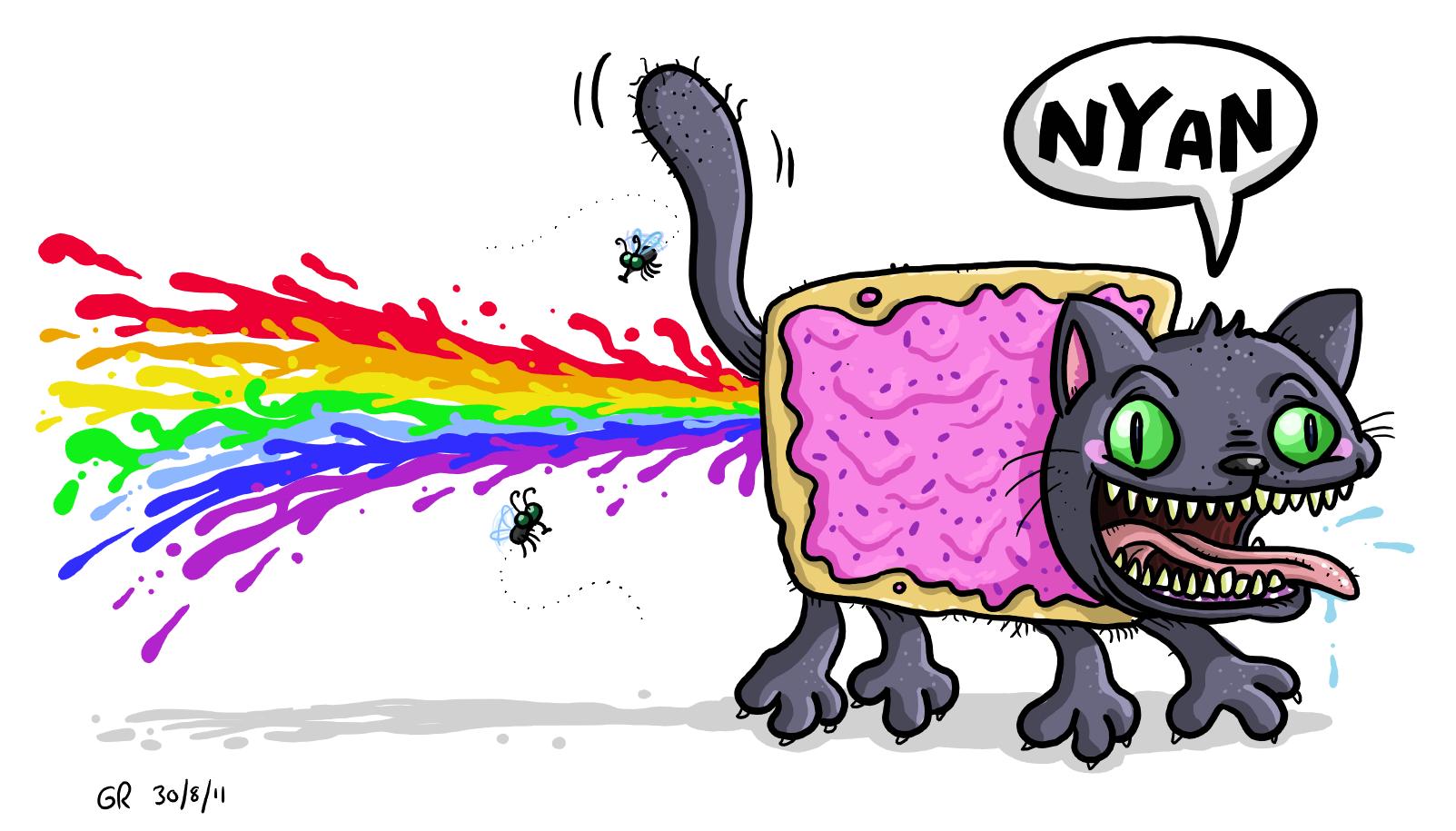 Nyan Shat
