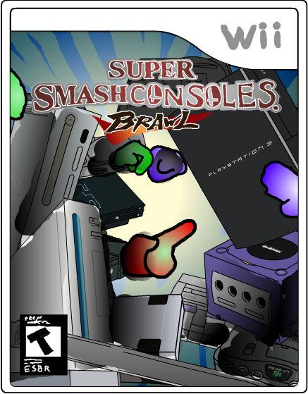 Super Smash Consoles Brawl