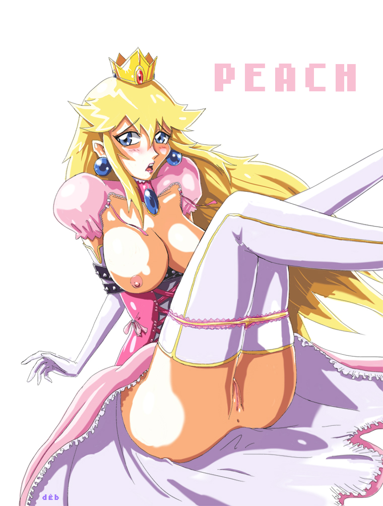 COMISSION Princess Peach