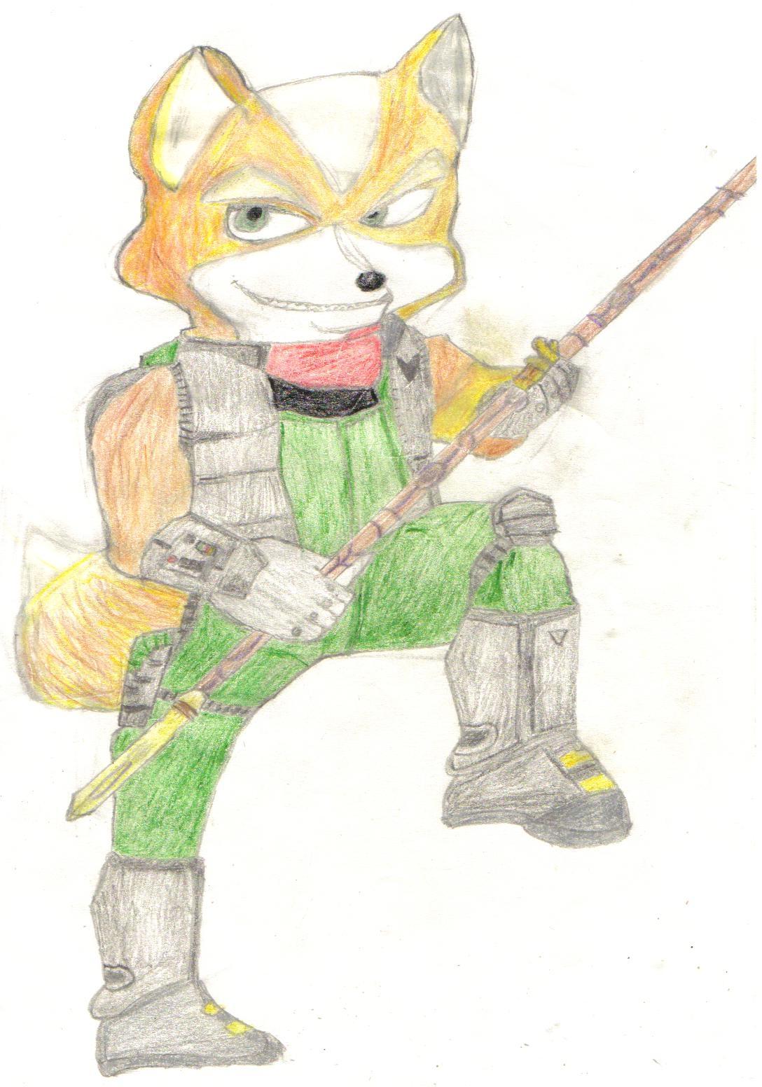 ~Fox Mc Cloud