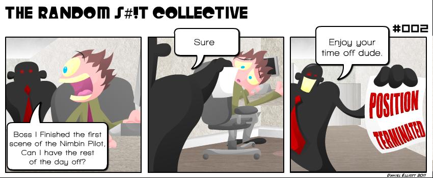 Random S#!t Collective :001
