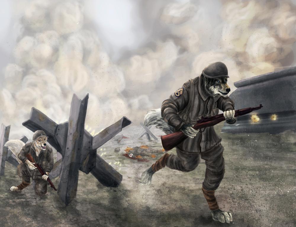Canine War