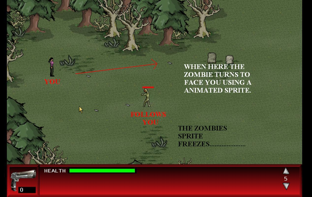 game shot