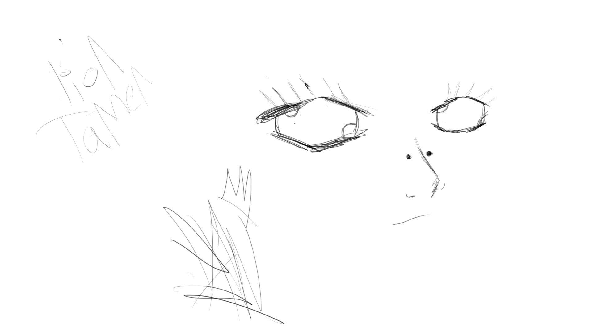 random face i made :3