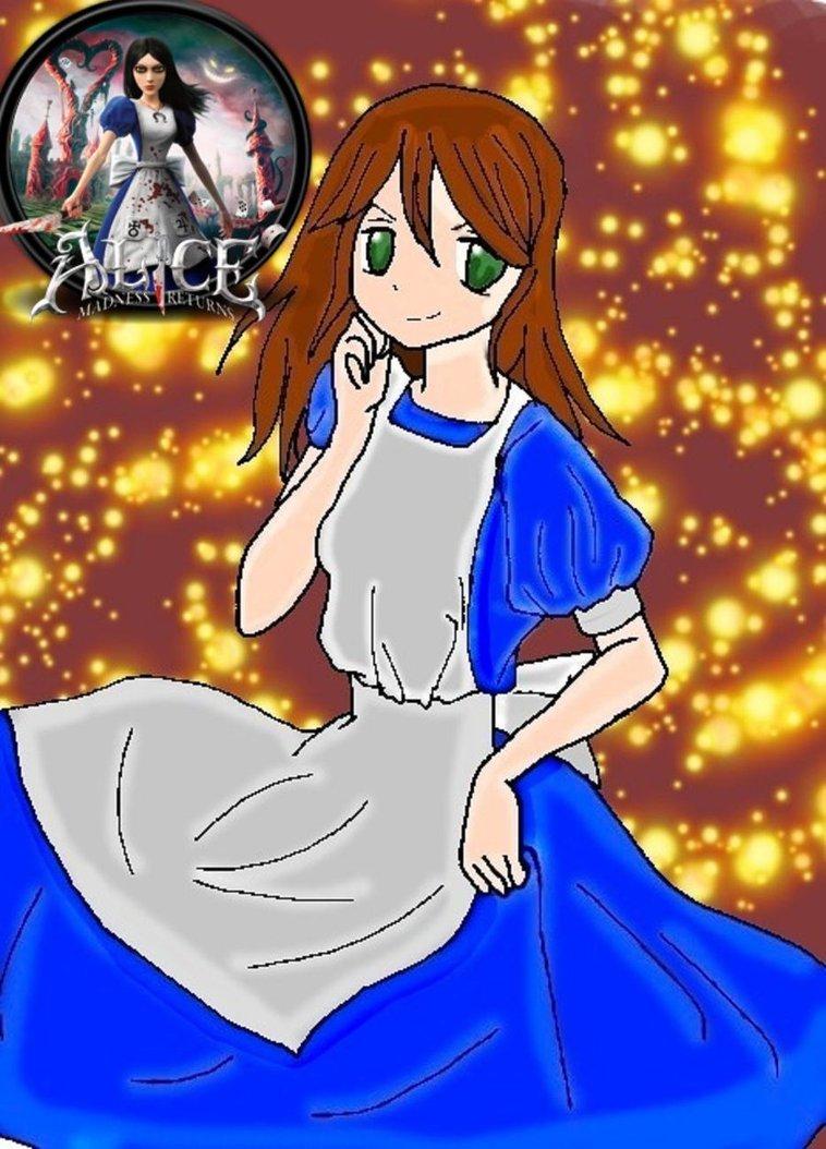 Fiery Alice