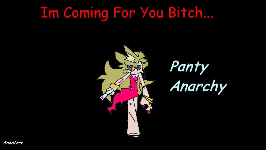 Panty Anarchy-Battle Ready
