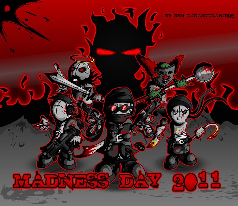 Madness Day 2011