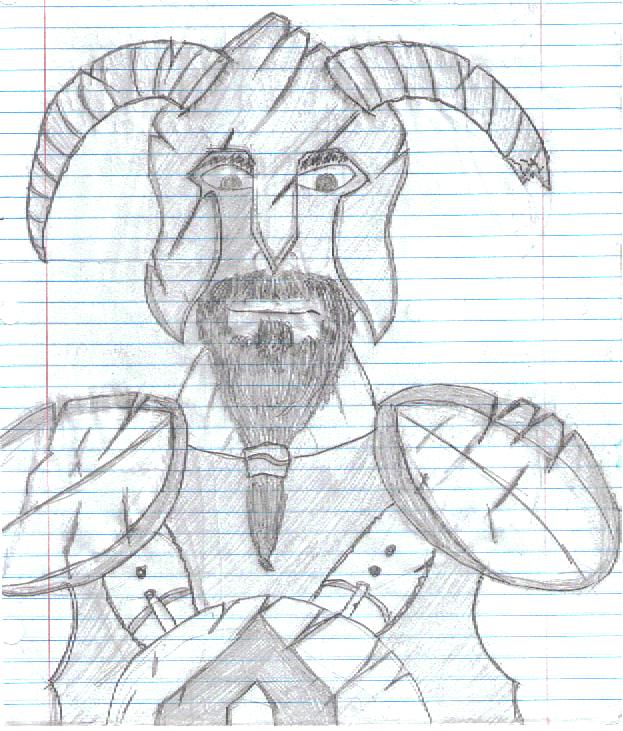 Warrior of the Dovahkiin
